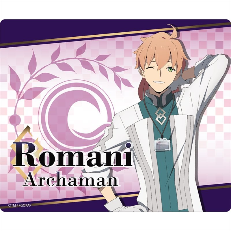Mouse Pad - Fate/Grand Order / Romani Archaman