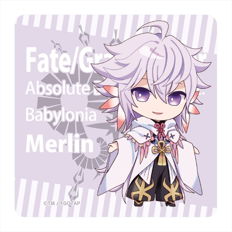 Rubber Coaster - Fate/Grand Order / Merlin
