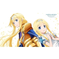 Desk Mat - Sword Art Online / Alice Schuberg
