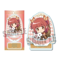Stand Pop - Gyugyutto - Acrylic stand - Magia Record / Akino Kaede