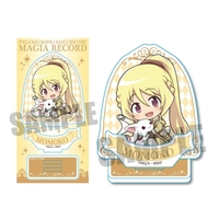 Stand Pop - Gyugyutto - Acrylic stand - Magia Record / Togame Momoko