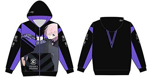 Hoodie - Fate/Grand Order / Mash Kyrielight Size-L