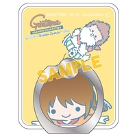 Smartphone Ring Holder - Gintama / Kondou Isao