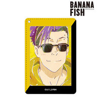 Commuter pass case - Ani-Art - BANANA FISH / Shorter Wong