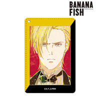 Commuter pass case - Ani-Art - BANANA FISH / Ash Lynx