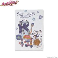 Bath Towel - PreCure Series / Cure Moonlight & Cure Sanshain & Cure Marine & Cure Blossom