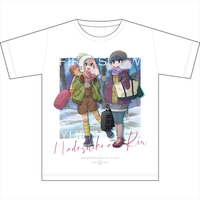 T-shirts - Yuru Camp