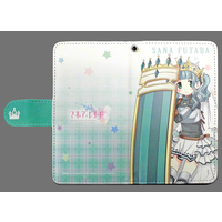 Smartphone Wallet Case for All Models - Magia Record / Futaba Sana