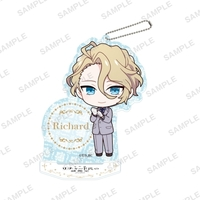 Acrylic stand - The Case Files of Jeweler Richard