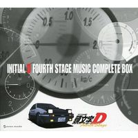 Music (頭文字[イニシャル]D FOURTH STAGE MUSIC COMPLETE BOX[限定版])