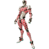 Super Action Statue - Jojo no Kimyou na Bouken / KING CRIMSON