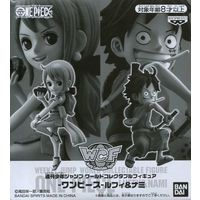 World Collectable Figure - ONE PIECE / Luffy & Nami