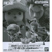 World Collectable Figure - ONE PIECE / Luffy & Chopper & Zoro