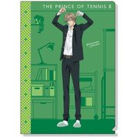 Plastic Folder - Prince Of Tennis / Kirihara & Shiraishi