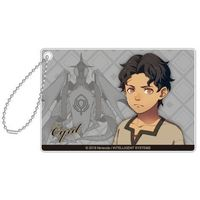 Acrylic Key Chain - Fire Emblem: Three Houses / Cyril (Fire Emblem)