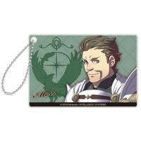 Acrylic Key Chain - Fire Emblem: Three Houses / Alois (Fire Emblem)