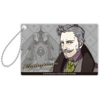 Acrylic Key Chain - Fire Emblem: Three Houses / Hanneman (Fire Emblem)