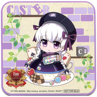 Coaster - Fate/EXTRA / Caster & Nursery Rhyme