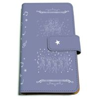 Smartphone Wallet Case for All Models - GraffArt - Star-Myu (High School Star Musical) / Team Hiragi