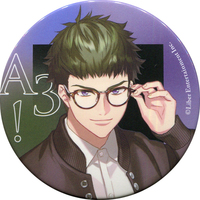 Badge - A3! / Winter Troupe & Autumn Troupe & Takato Tasuku