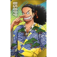 Ticket case - ONE PIECE / Usopp
