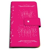 Smartphone Wallet Case for All Models - GraffArt - Star-Myu (High School Star Musical) / Team Otori