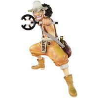 Figure - ONE PIECE / Luffy & Nami & Usopp
