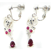 Earrings - Jojo no Kimyou na Bouken / Risotto Nero