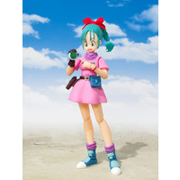 S.H. Figuarts - Dragon Ball / Bulma & Goku