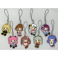 (Full Set) Rubber Strap - Little Busters!