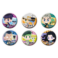 (Full Set) Badge - Jojo Part 4: Diamond Is Unbreakable