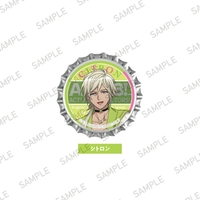 Badge - A3! / Summer Troupe & Spring Troupe & Citron (Character)