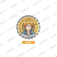Badge - A3! / Summer Troupe & Spring Troupe & Sumeragi Tenma