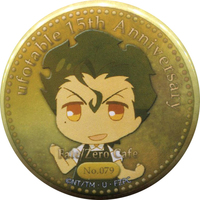 Badge - Fate/Zero / Lancer & Diarmuid Ua Duibhne