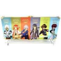 Acrylic Art Plate - Tales of the Abyss