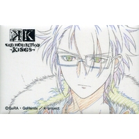 Square Badge - K / Fushimi Saruhiko