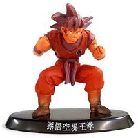 Trading Figure - Dragon Ball / Trunks & Goku & Gohan & Goten