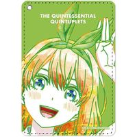 Ani-Art - Commuter pass case - The Quintessential Quintuplets / Nakano Yotsuba