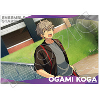 Illustration Sheet - Ensemble Stars! / UNDEAD & Oogami Koga