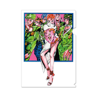 Plastic Folder - Jojo Part 5: Vento Aureo