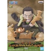 World Collectable Figure - ONE PIECE / Luffy & Crocodile