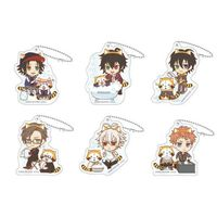 (Full Set) Acrylic Key Chain - Araiguma Rascal