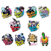 (Full Set) Acrylic Badge - Jojo Part 4: Diamond Is Unbreakable