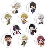 (Full Set) Trading Acrylic Key Chain - Bungou Stray Dogs