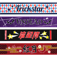(Full Set) Towels - Ensemble Stars! / UNDEAD & Ryuseitai & Trickstar & Akatsuki