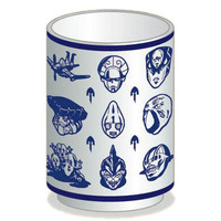 Japanese Tea Cup - Jojo Part 5: Vento Aureo