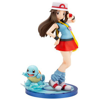 Figure - Pokémon / Leaf & Green & Red & Squirtle