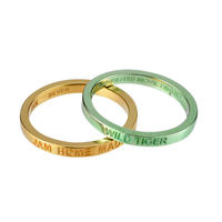 Ring - TIGER & BUNNY Size-17