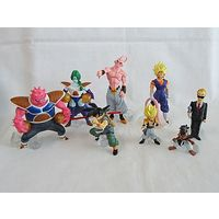 (Full Set) Trading Figure - Dragon Ball / Vegito & Zarbon & Goku