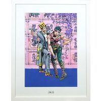 Art Board - Original Drawing - Jojo Part 1: Phantom Blood / Jonathan Joester